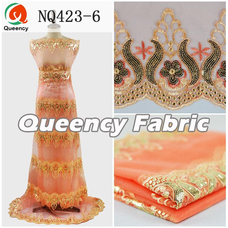2017 New Design Net Lace