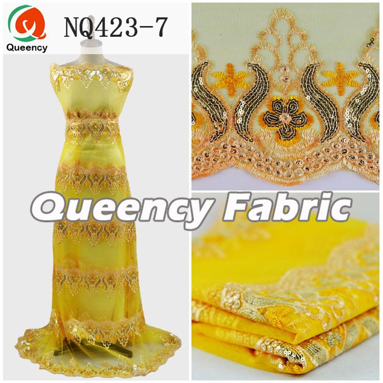 Net Lace Fabric Dubai
