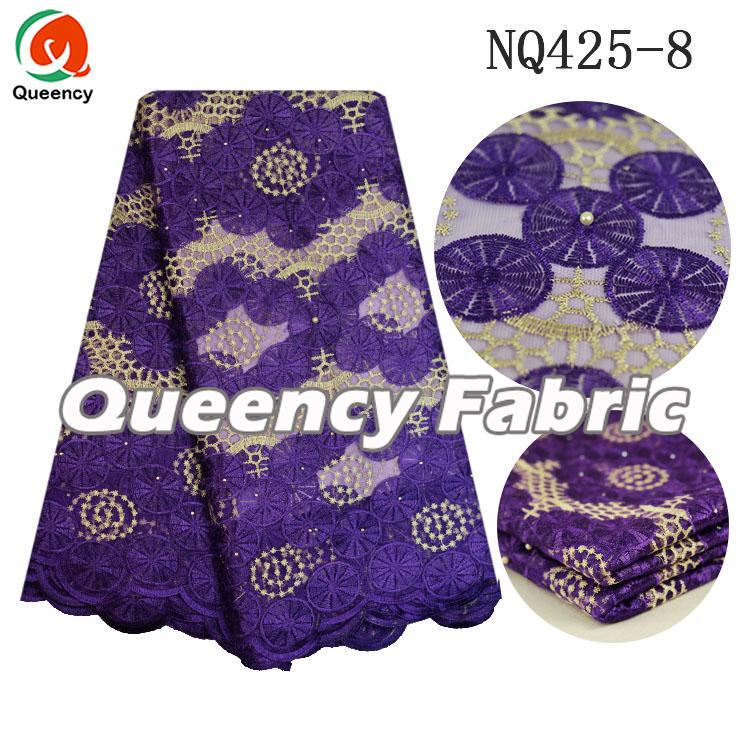 Tulle Lace Fabric African