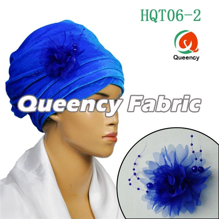India Turbans Velvet Fabric