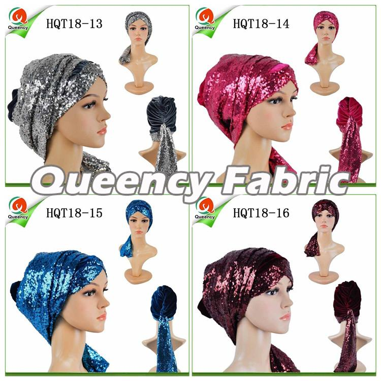 Hijab Turbans For Wedding