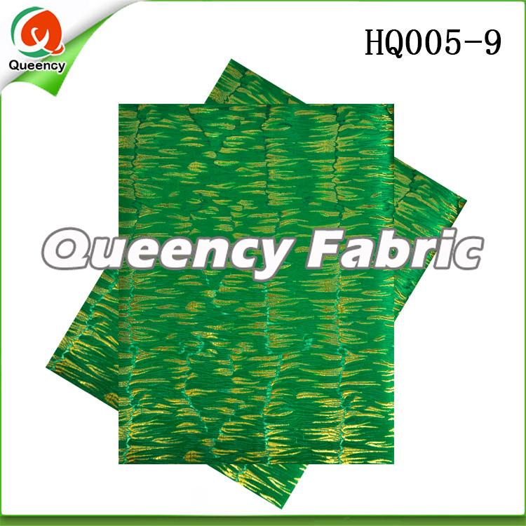 Green Sego Head Gele