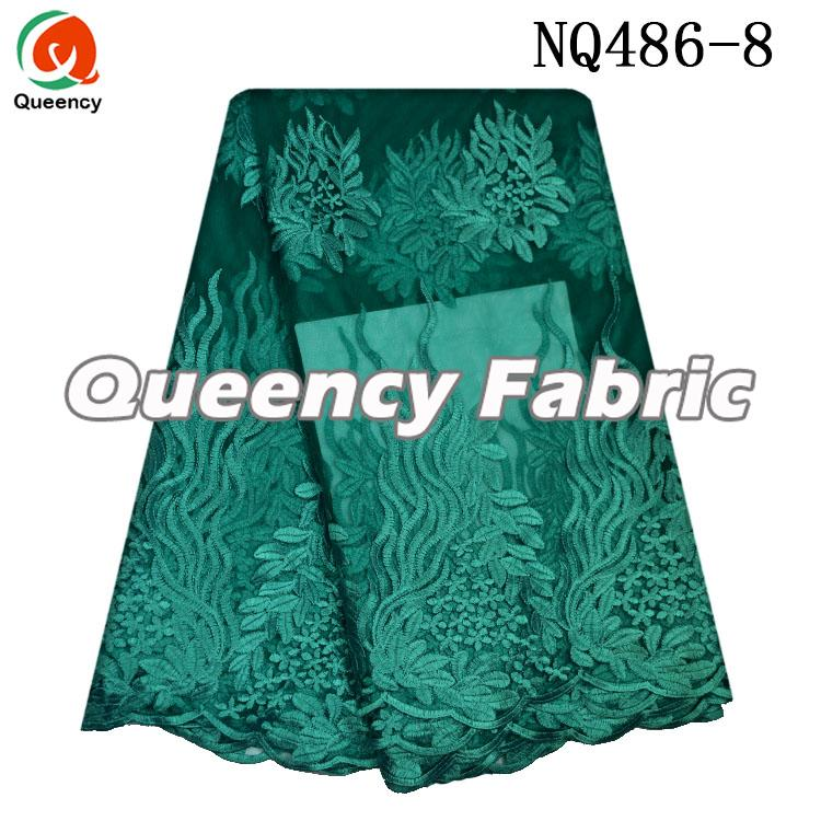 Lace Tulle Cotton Fabric