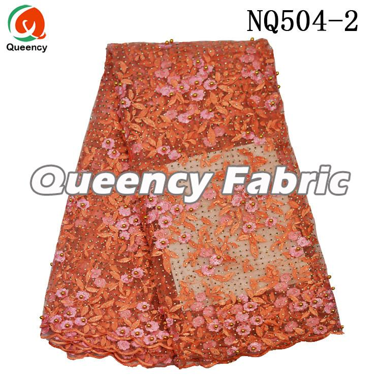 Peach Tulle Fabric Lace Manufacturers