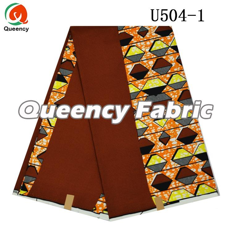 Newest Ankara Polyester Style