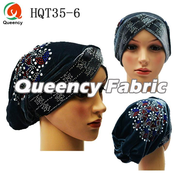 Arabic Ladies Turban With Stones
