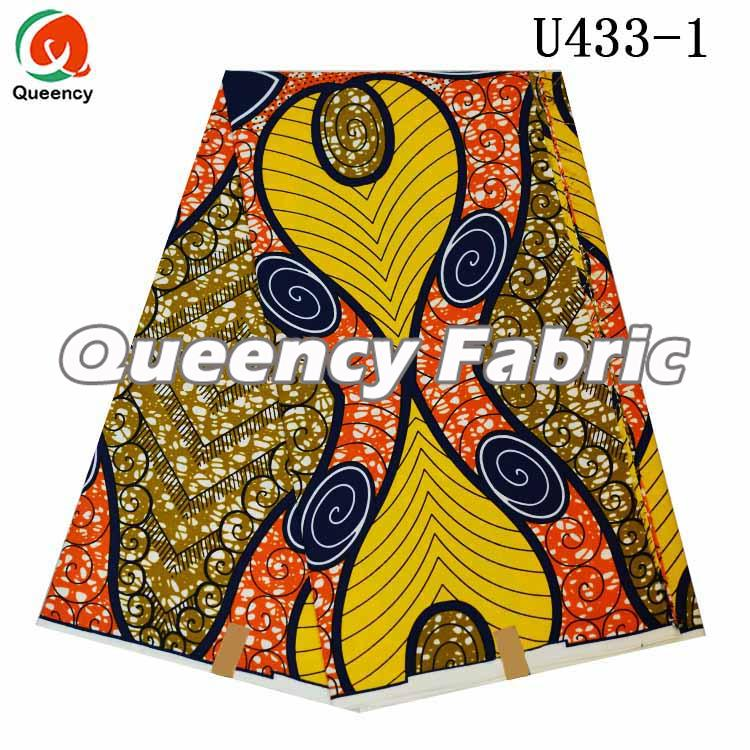 Nigeria Wax Clothing