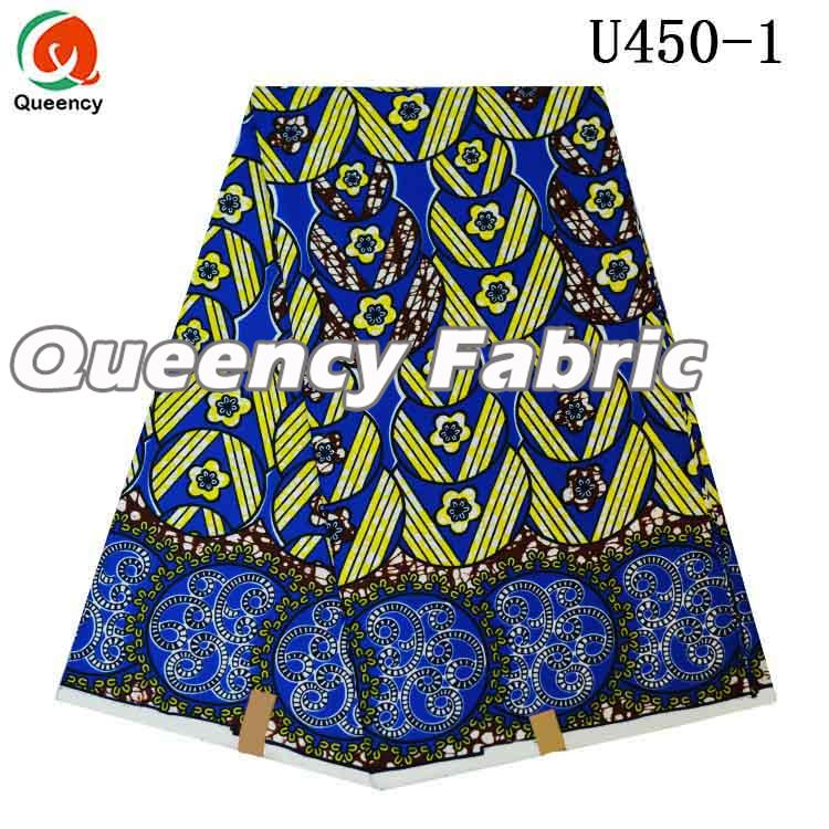 Wholesale Ankara Prints Fabric 6 Yards