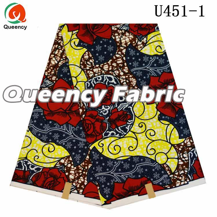 High Quality Ankara Printed Material