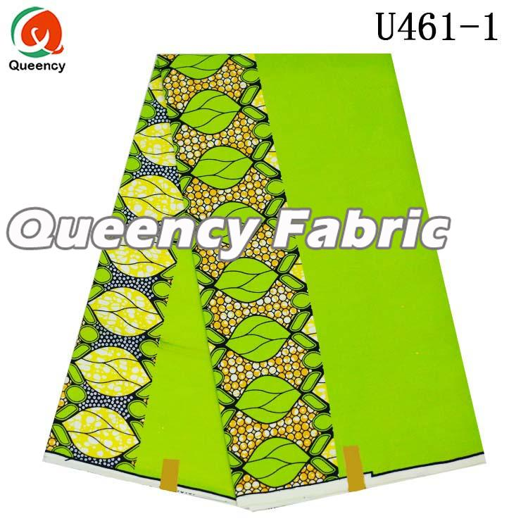 Lemon African Prints Ankara Fabric