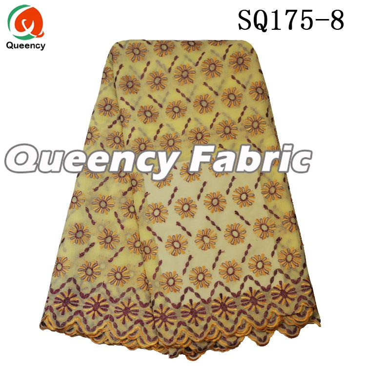 Swiss Lace Fabric African