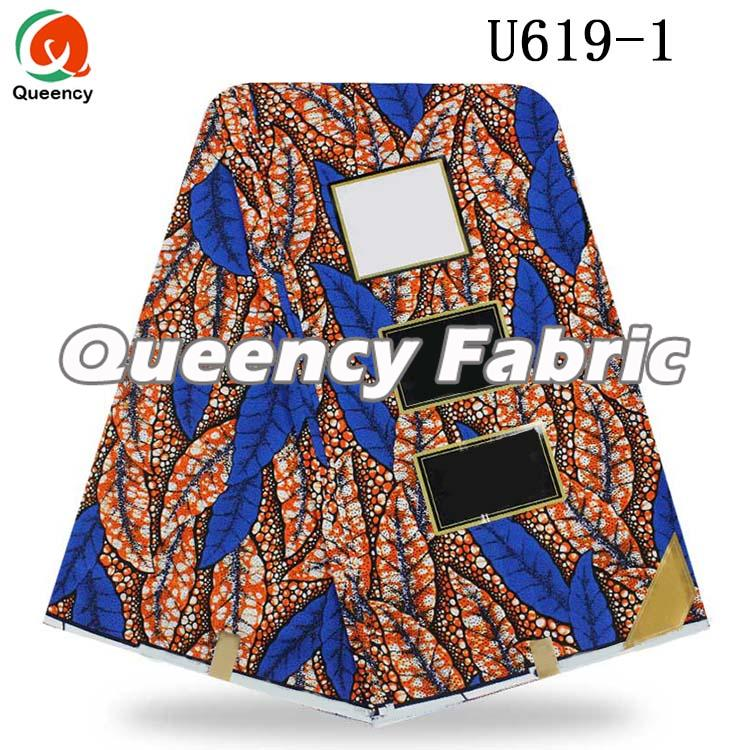 Nigeria Wax Dresses Fabric