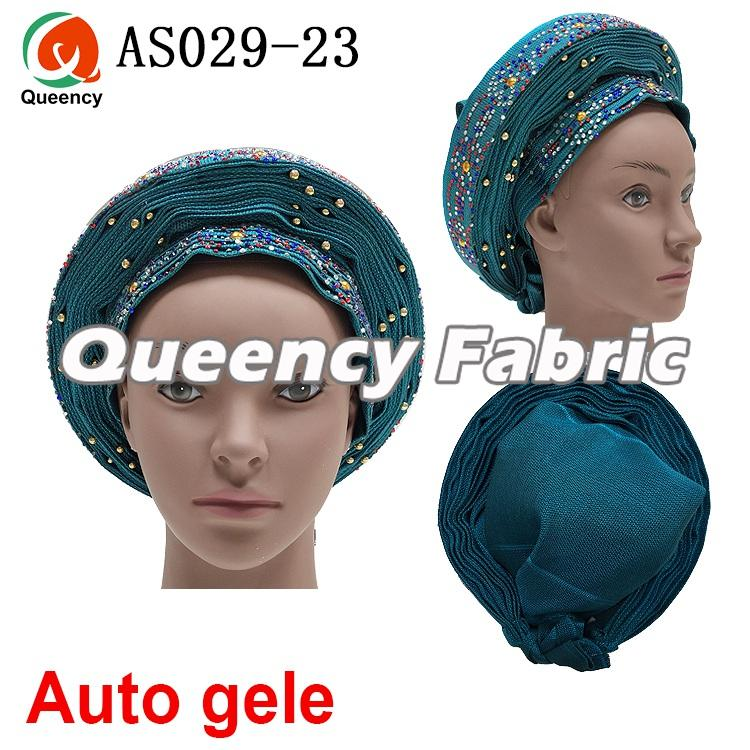 Aso Oke Wedding Head Tie Headtie