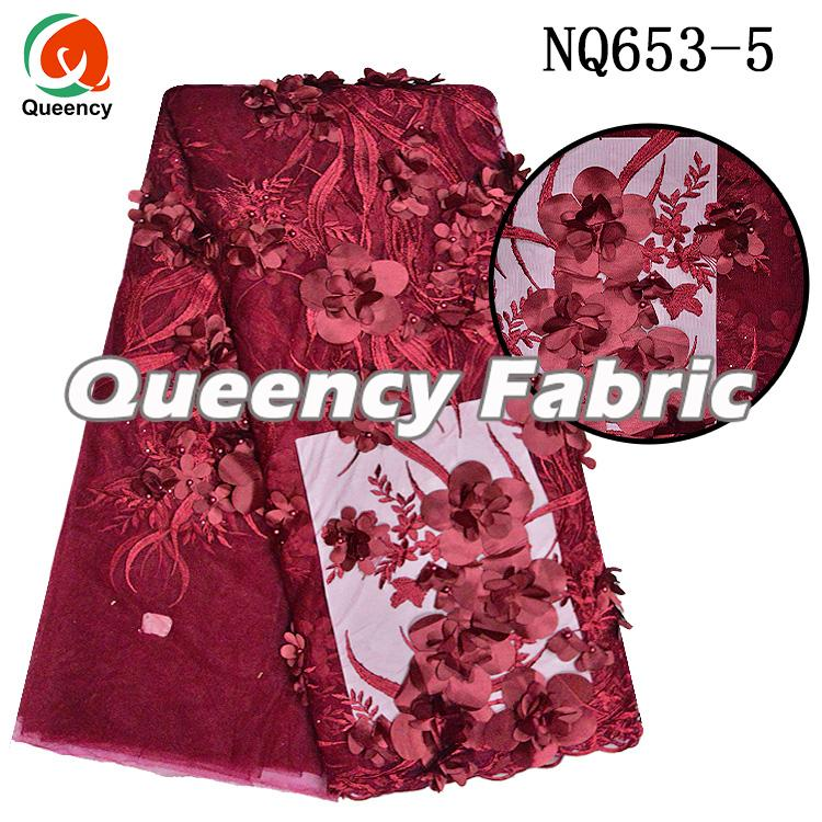 Lace Fabric Nigeria Tulle