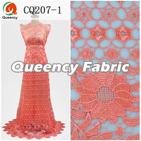 Nigerian Cord Lace Dress Styles
