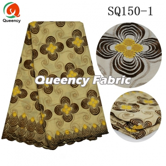 Wholesale African Swiss Lace Fabric