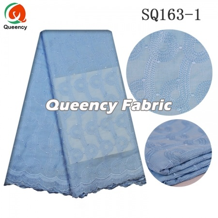 African Swiss Voile Lace High Quality