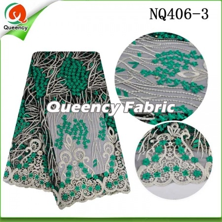 African French Lace Fabric