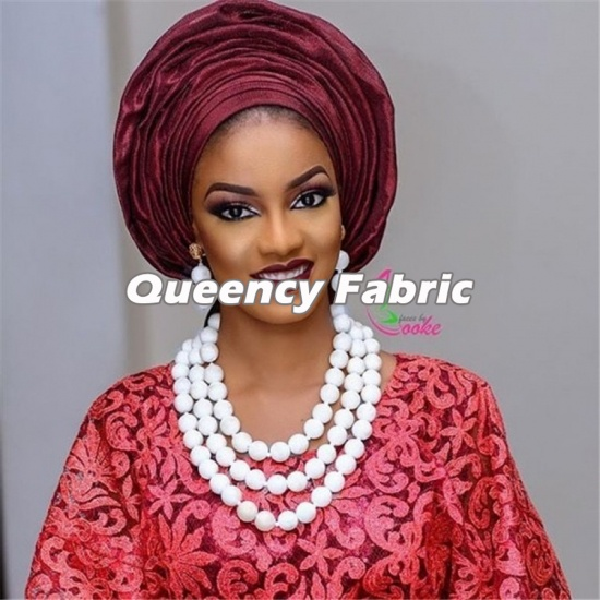 Nigeria Plain Gele Small Headtie