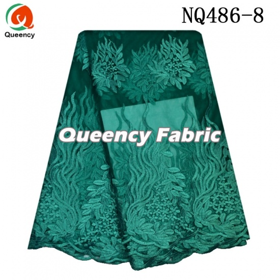 Wholesale Fashion African Netting Fabric