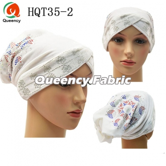 Latest Turban Ladies Headtie Wrapper
