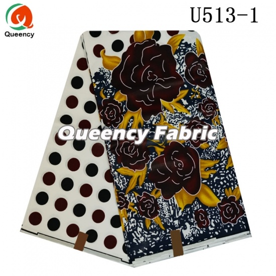 Unique Cotton Ankara African Prints Fabric
