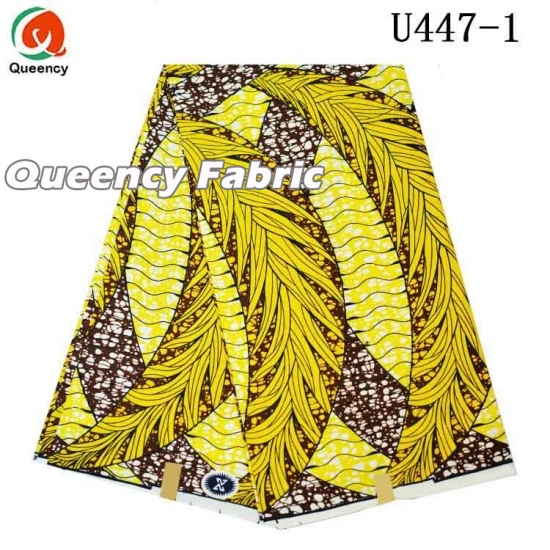 Traditional Ankara Wax Prints Fabric