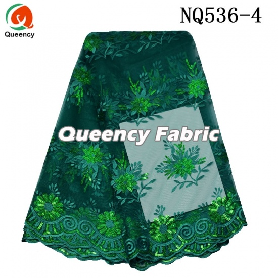 Wholesale African Lace French Embroidery Cotton Fabric