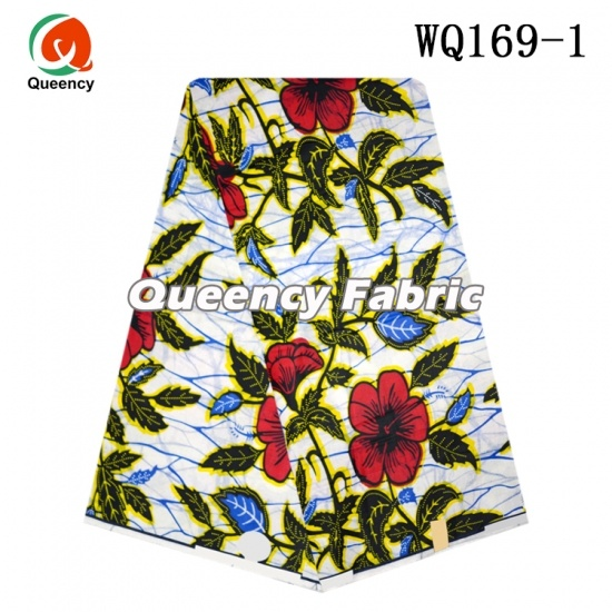 African Wax Fabric Hollandais
