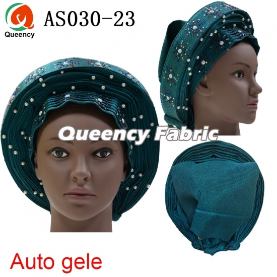 African Ladies Already Made Auto Headtie